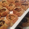 Savory market galettes today at 61st  St. Farmers Market!