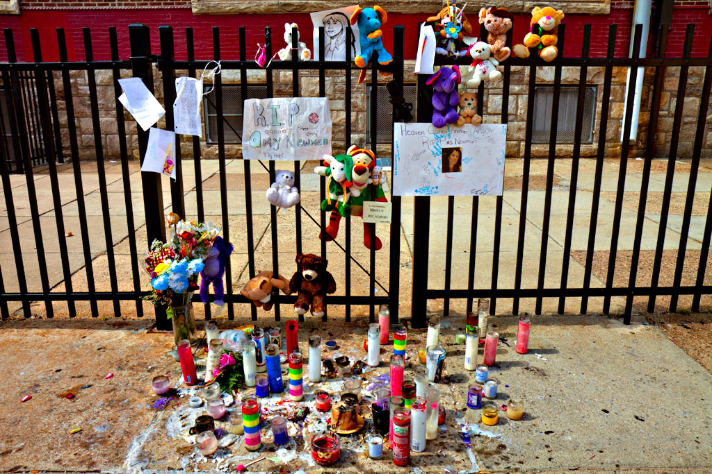 Memorial-to-Amy-Newman--South-Philly