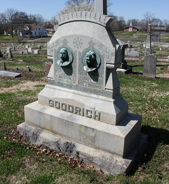 George Jones Goodrich and Sallie H. Goodrich