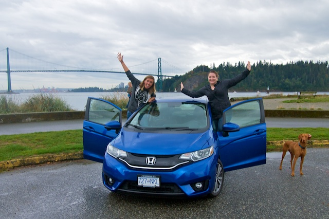 #FitWhatever Adventure with the Honda Fit