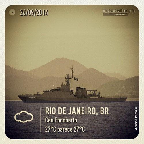 Clima Praia da Barra - Posto 8 - HBO