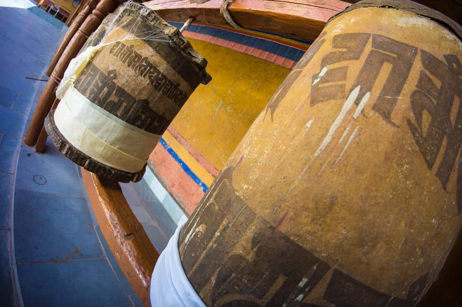 Ом Мани Падме Хум!. Монастыри Ладакха (Монастыри малого Тибета) © Kartzon Dream - авторские путешествия, авторские туры в Ладакх, тревел фото, тревел видео, фототуры