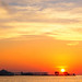 Serangan Island Sunrise 21 Feb 2017 by Nathalie Stravers