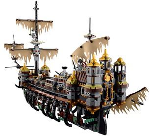 LEGO® 71042【沉默瑪莉號】神鬼奇航:死無對證 The Silent Mary
