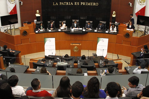 Congreso Nacional de la Asociación Nacional de Estudiantes de Ciencia Política y Administración Pública 16/mar/17