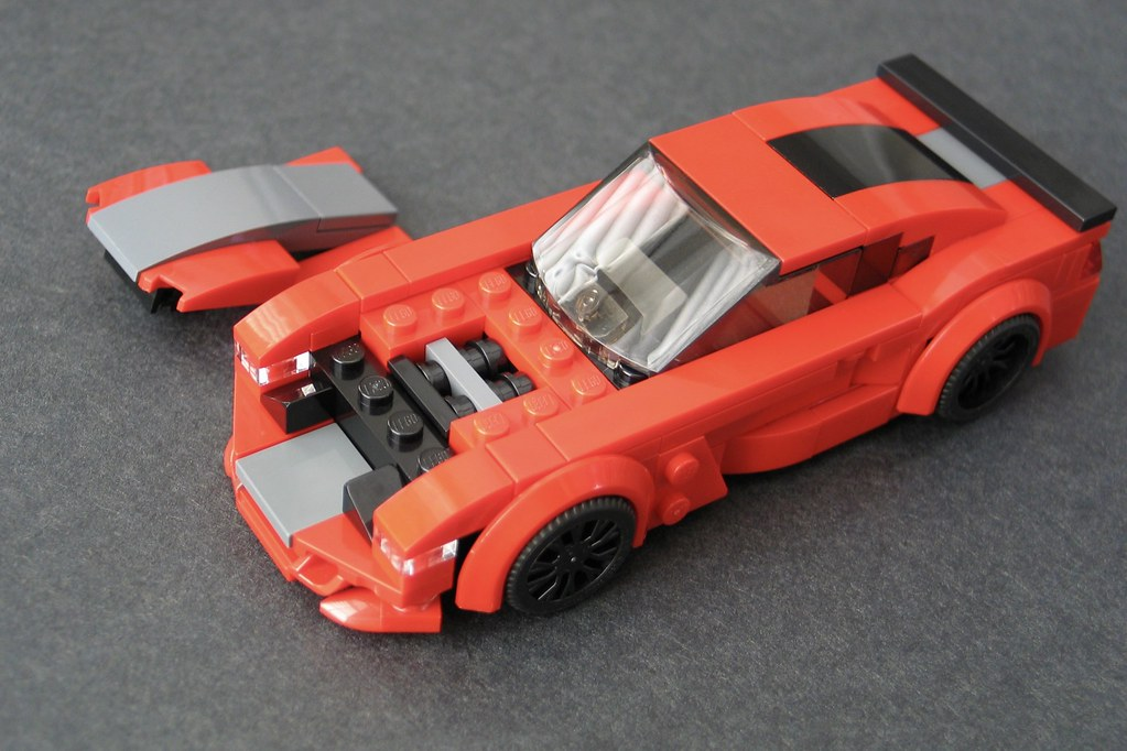 Ford Mustang GT350 (City Scale)