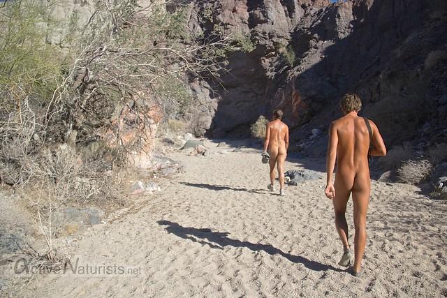 naturist 0015 Mecca Hills, California, USA