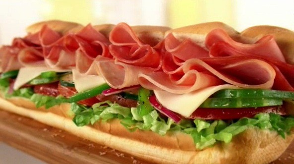 Subway Classic Cold Cut Combo