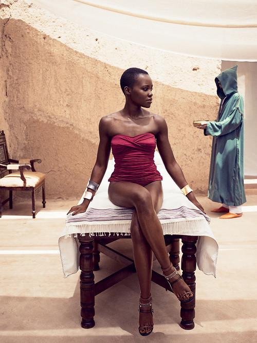 Lupita Nyong'o cover VOGUE