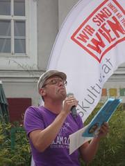 Markus Köhle, Wir sind Wien, BusBimSlam, Poetry Slam Wien