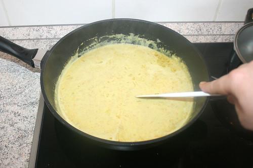 35 - Erdnussbutter verrühren & auflösen / Mix & dissolve peanut butter