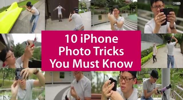 10 trucos de fotografia con un iphone