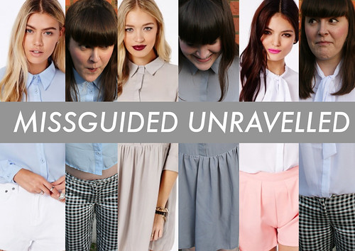 Missguided Unravelled