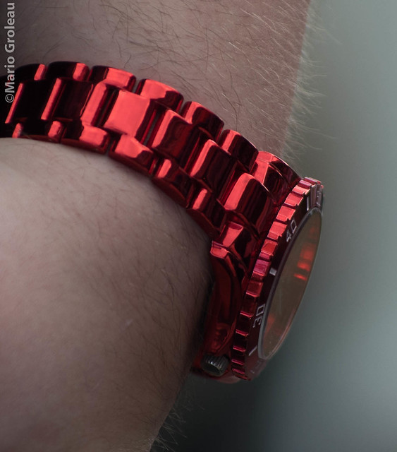 Le bracelet montre