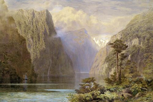 012- Milford Sound-Nueva Zelanda-Gully, John, 1883-Museo Te PapaTongareva