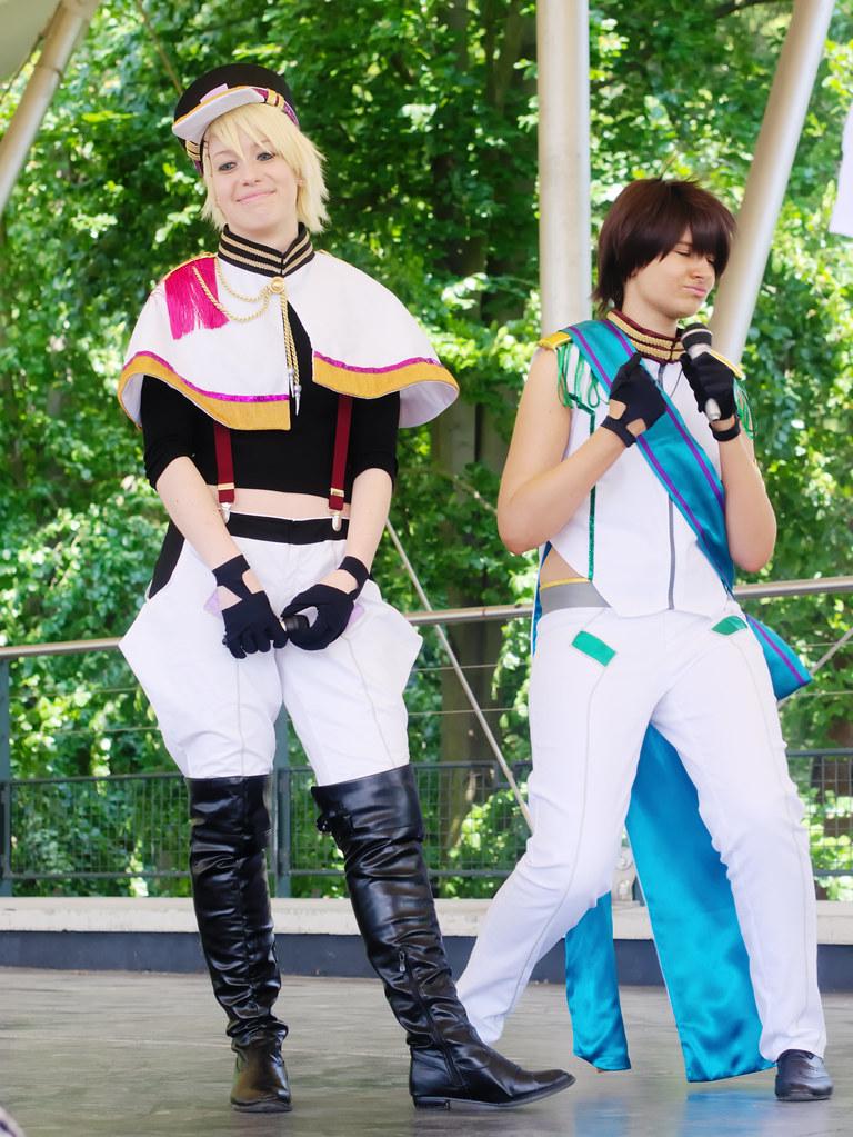 related image - Shooting Uta no Prince-sama - Paris - 2014-05-31- P1860424