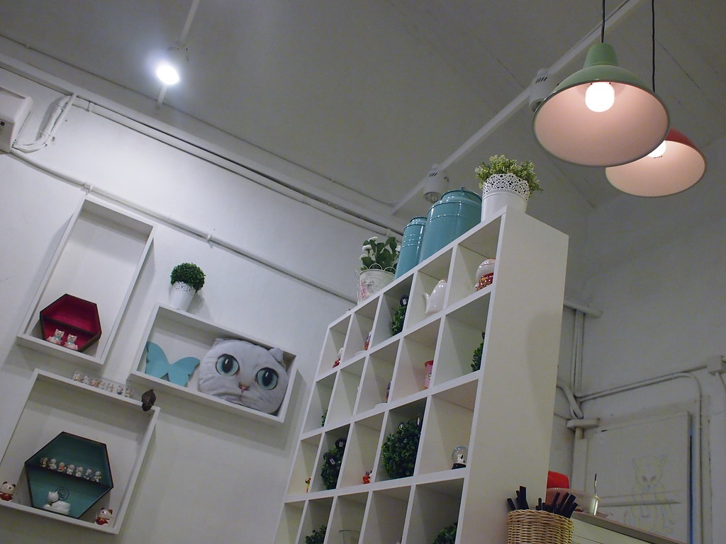 Purrfect Cat Cafe Georgetown Penang