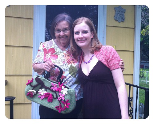 Noni Bag with Grandma