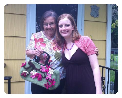 Noni Bag with Grandma