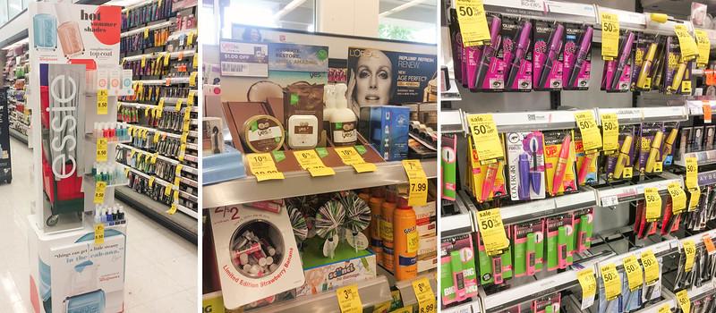 cute & little | drugstore summer beauty essentials #walgreensbeauty #shop