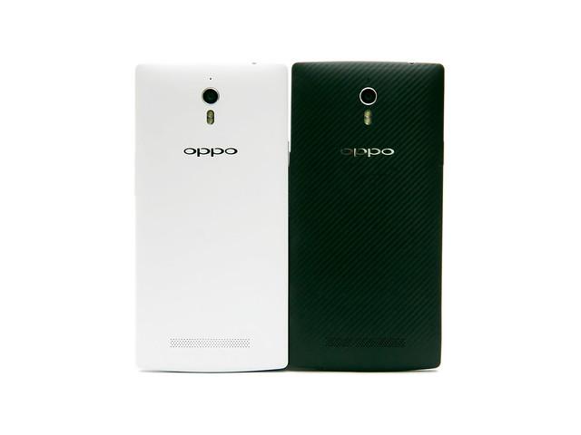 OPPO Find 7 標準版 與 7a 輕裝版對比 + 黑機實機分享 @3C 達人廖阿輝