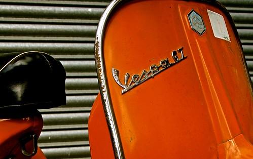 Vespa GT @ Retrospective Scooters - 26/04/14