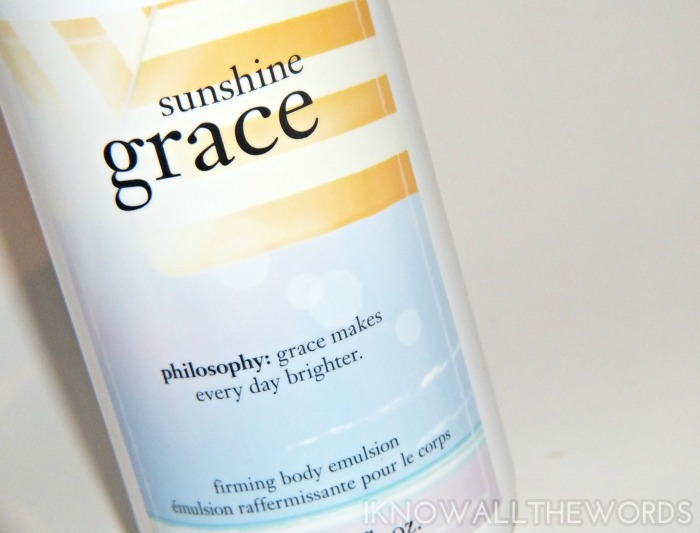 philosophy sunshine grace firming body emulsion  (1)