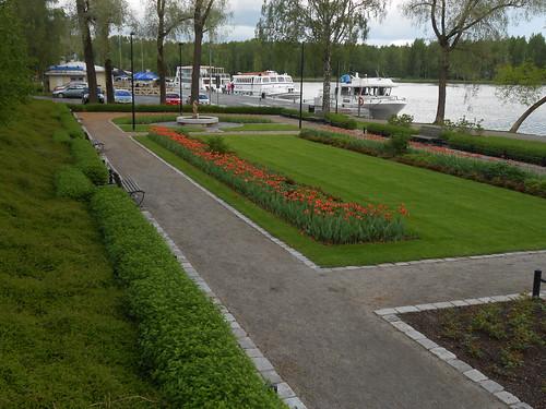 Ystävyydenpuisto, Hämeenlinna 31.5.2014