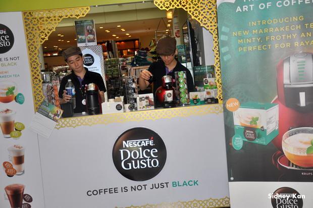 Nescafe Dolce Gisto Marrakech Tea 4