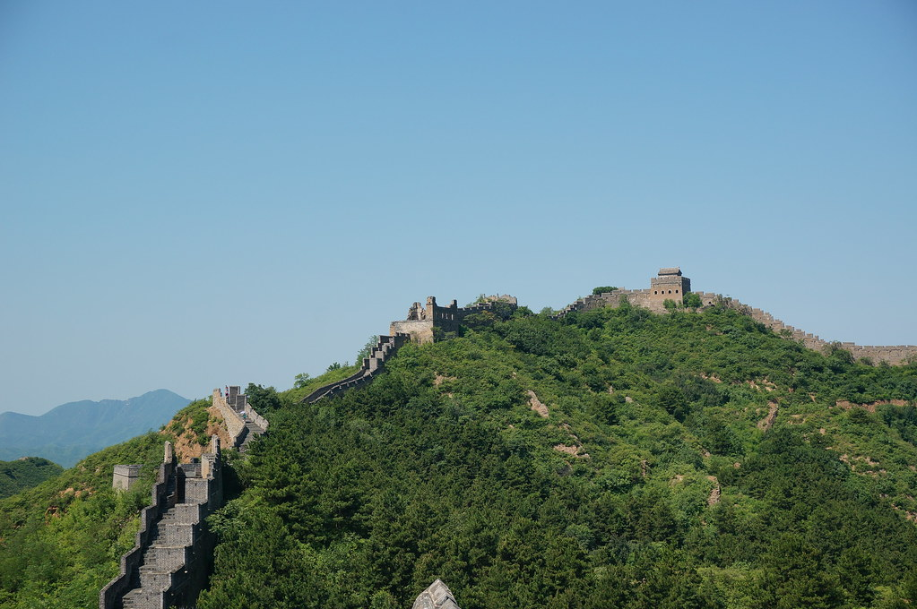 Jingshaling Great Wall