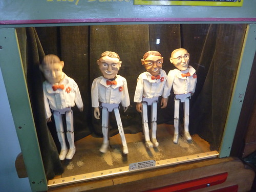 The Musee Mecanique San Francisco - photo by Keith Valcourt