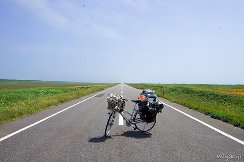 自転車日本一周をして思った最適な旅の装備・持ち物について(自転車のバック・ライト・工具・その他)