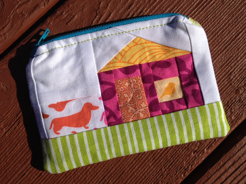 house zipper pouch 1