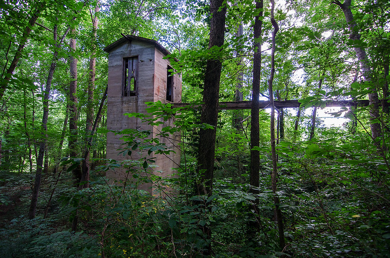 Pump tower