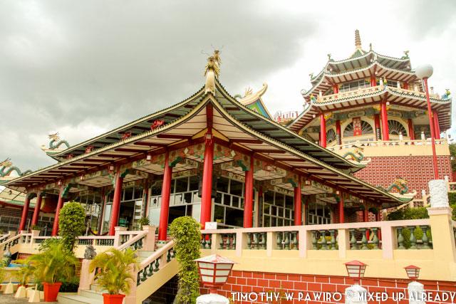 Asia - Philippines - Cebu - Taoist temple (2)