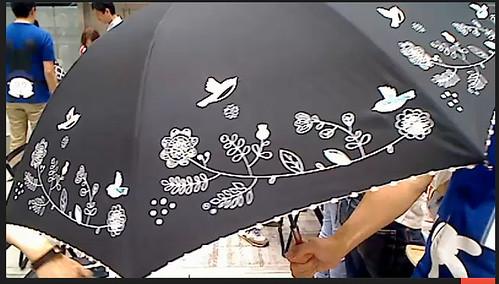 ベルメゾン ミニラボ 日傘
