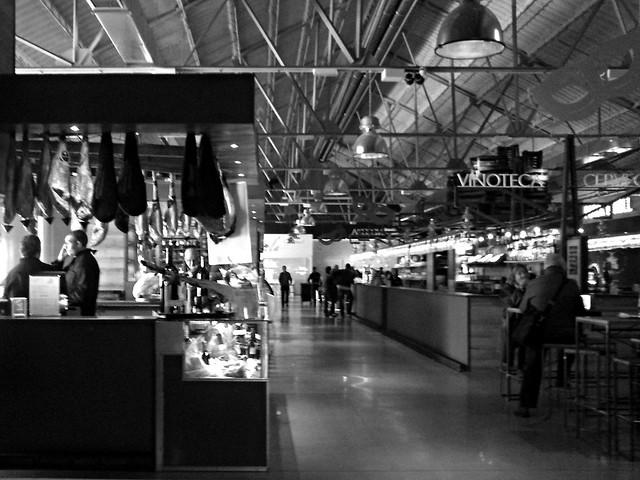 Estación Gourmet pucelaproject