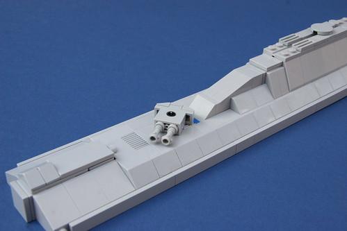 Toblerone class battlecruiser
