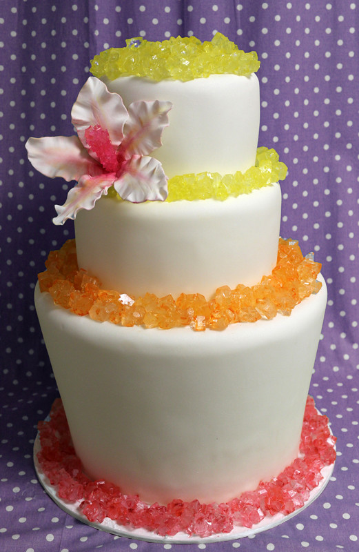 rock candy wedding cakes oakleaf cakes s most recent flickr photos picssr 19244
