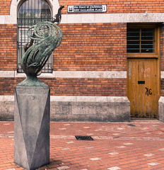 RORY GALLAGHER MEMORIAL - RORY GALLAGHER PLACE IN CORK CITY