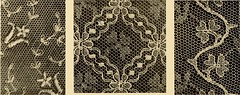 """Image from page 127 of """"Decorative textiles; an illustrated book on coverings for furniture, walls and floors, including damasks, brocades and velvets, tapestries, laces, embroideries, chintzes, cretonnes, drapery and furniture trimmings, wall papers, car"""