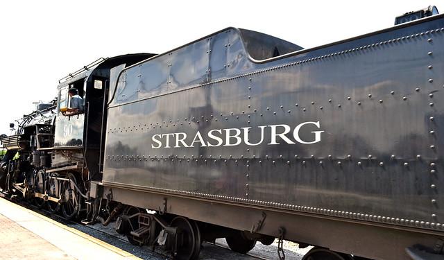 Strasburg Railroad PA