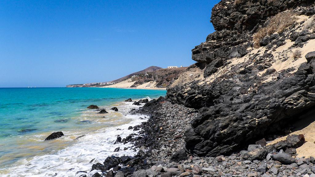 Playa paraiso google map