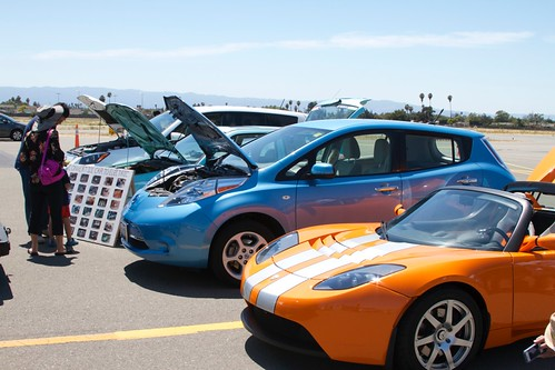 Electric Car Corral