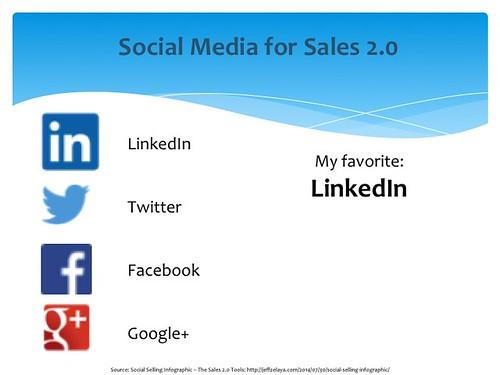redes sociales y ventas