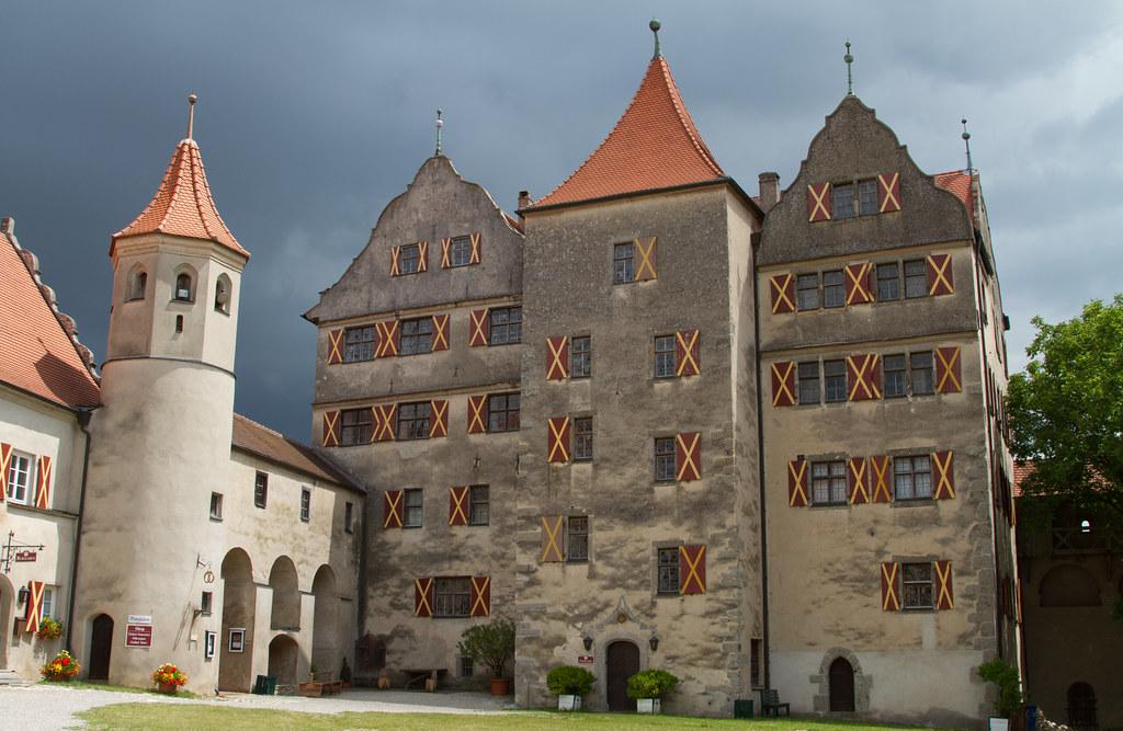 Castello di Harburg