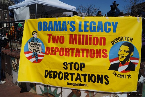 April 5th Immigration Protest in DC