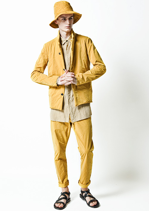 SS15 Tokyo KAZUYUKI KUMAGAI026_Jack Chambers(Fashion Press)