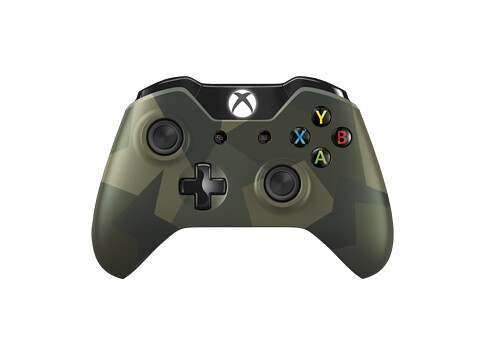 Xbox One Armed Forces Controller 03