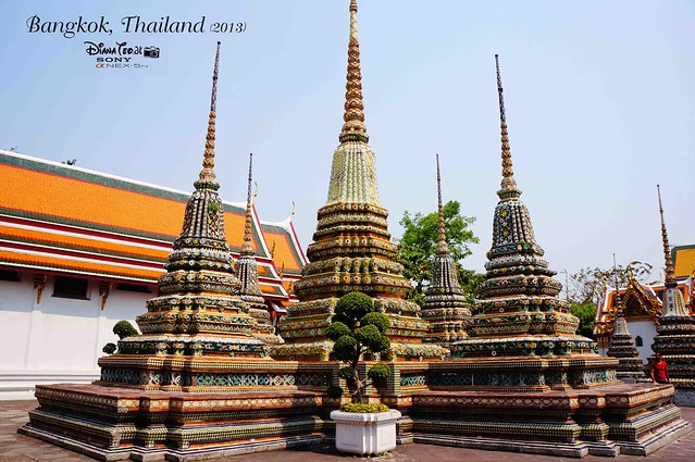 Bangkok 2013 Day 2 - Wat Pho 05